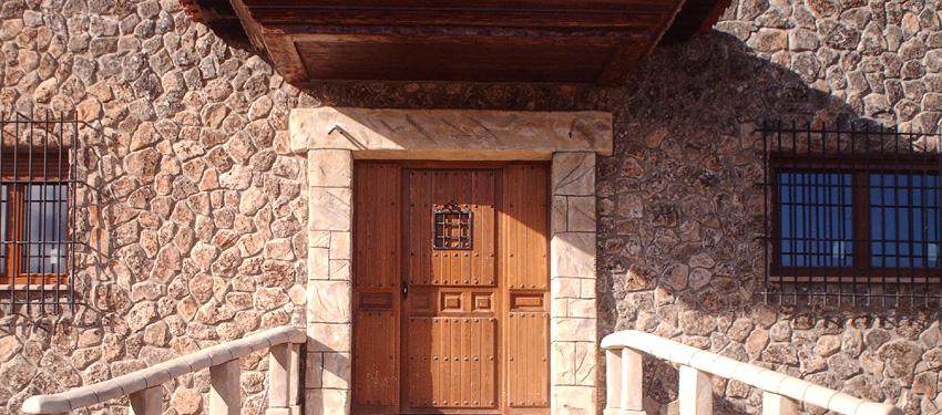 Piedra artificial en las palmas piedra artificial en - Piedra artificial fachadas ...
